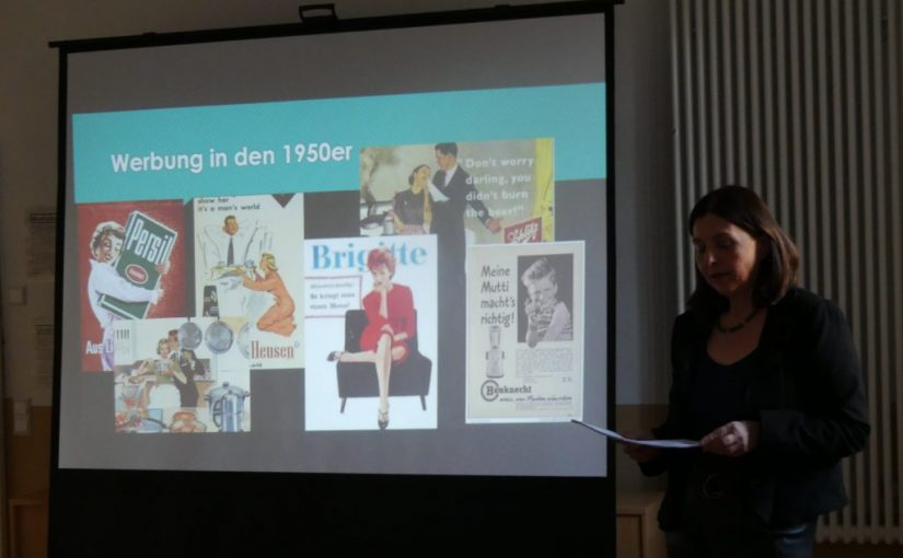 Vortrag: Frauenbilder der Populisten mit Frau Prof. Dr. Francesca Vidal am 18.03.2019