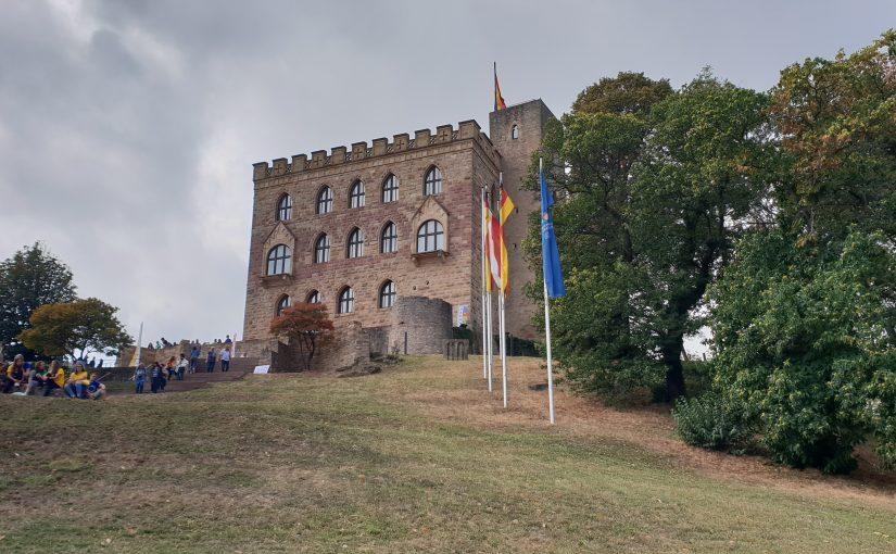 Bericht über das Demokratiefestival im Hambacher Schloss