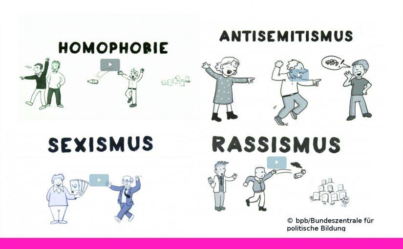 """""""Gruppenbezogene Menschenfeindlichkeit – Ursachen, Wirkung und Prävention"""""""