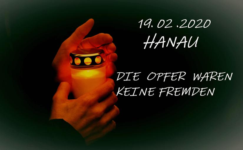 Hanau und der Rechtsterrorismus in Deutschland