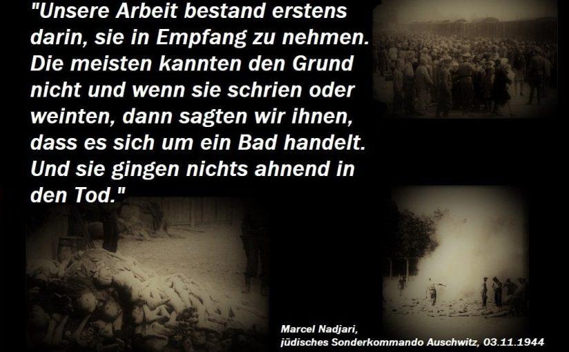 Gemeinsam, in Würde und mit Abstand: Der 76 Jahrestag der Befreiung von Auschwitz – Holocaust Gedenktag